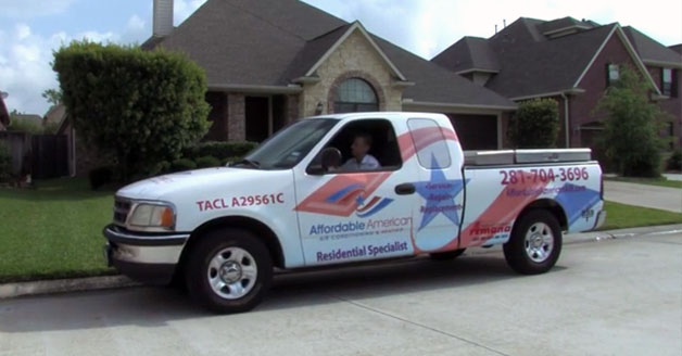 About Heating and Cooling Services in Woodland, TX