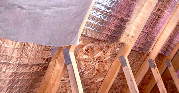 Radiant Barrier Services in Woodlands, TX