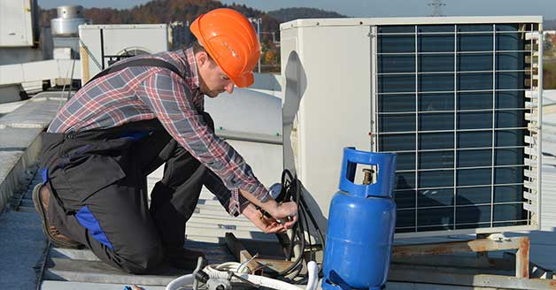 Ac Installation Services in Woodlands, TX