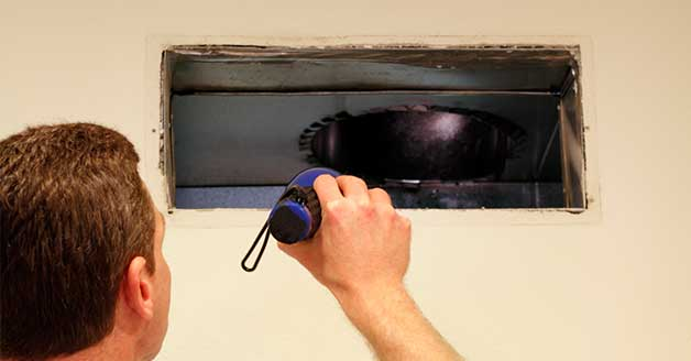 Air Duct Services in Woodlands, TX