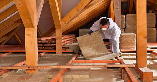 Attic Efficiency Services in Woodlands, TX